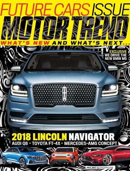 Motor Trend May 26, 2017 00:00