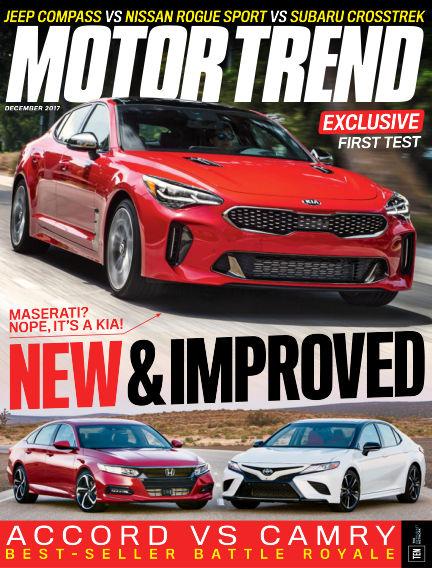 Motor Trend October 20, 2017 00:00