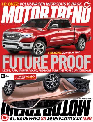 Motor Trend Mar 2018