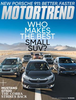 Motor Trend Apr 2019