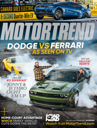 Motor Trend May 2019