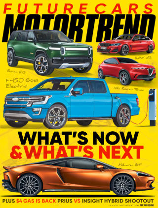 Motor Trend Jul 2019