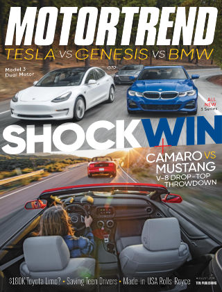 Motor Trend Aug 2019