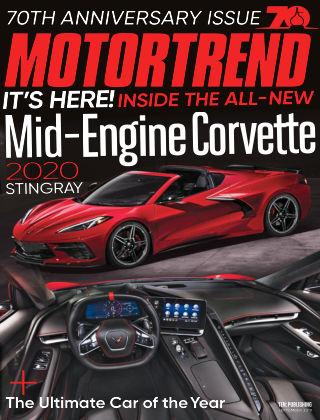 Motor Trend Sep 2019
