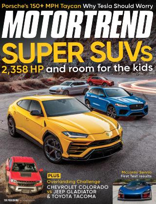 Motor Trend Nov 2019