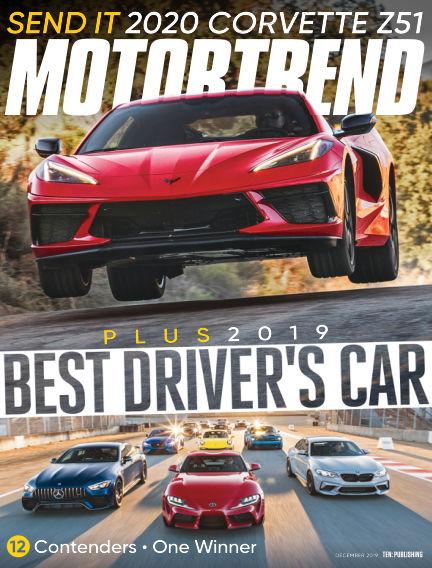 Motor Trend October 25, 2019 00:00