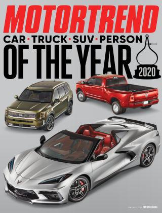 Motor Trend Jan 2020