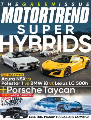Motor Trend Apr 2020