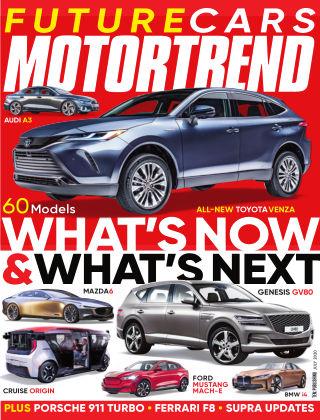 Motor Trend July 2020