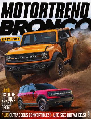 Motor Trend September 2020