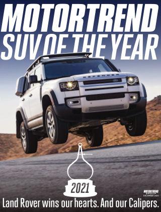 Motor Trend Dec 2020