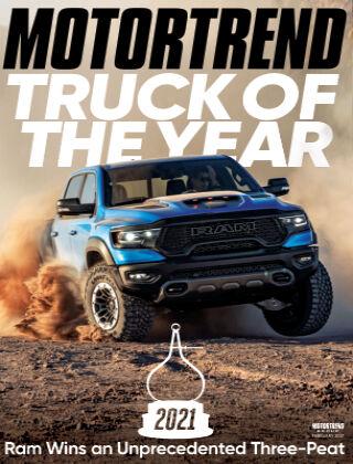 Motor Trend Feb 2021