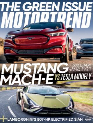 Motor Trend Jun 2021