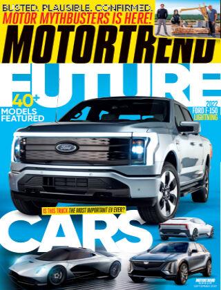 Motor Trend Sep 2021