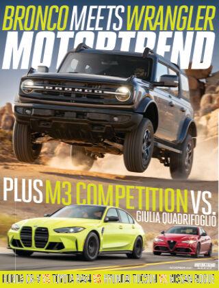 Motor Trend Nov 2021