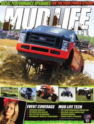 Mud Life Magazine Aug / Sept 2013
