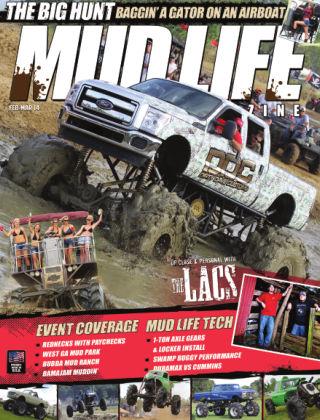 Mud Life Magazine Feb / March 2014
