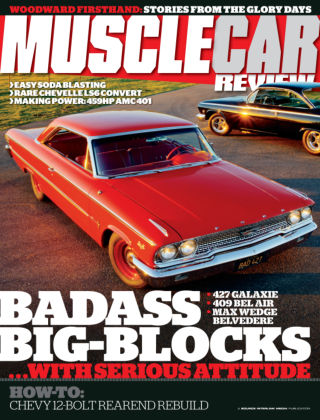 Muscle Car Review August 2013