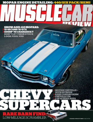 Muscle Car Review December 2013