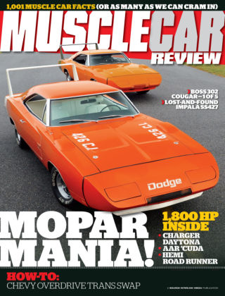 Muscle Car Review September 2013