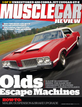 Muscle Car Review October 2013