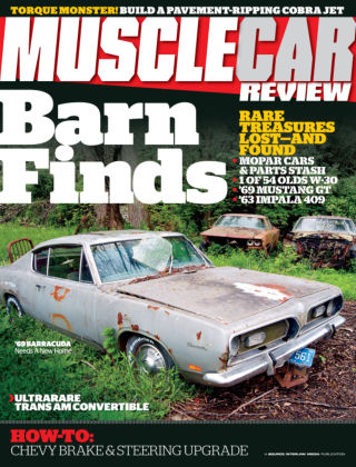 Muscle Car Review July 2013