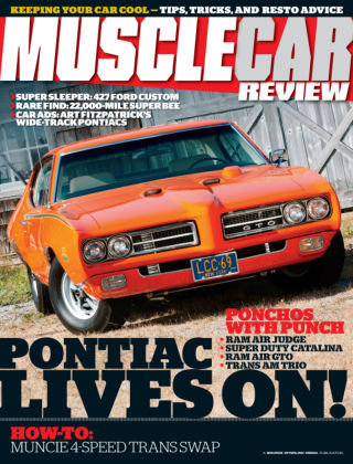 Muscle Car Review June 2013
