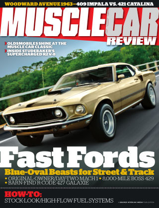 Muscle Car Review January 2014