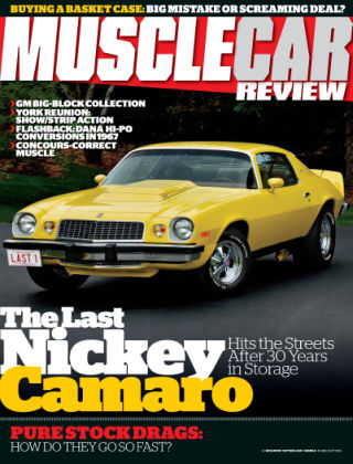 Muscle Car Review February 2014