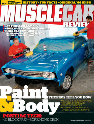 Muscle Car Review April 2014