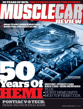 Muscle Car Review May 2014