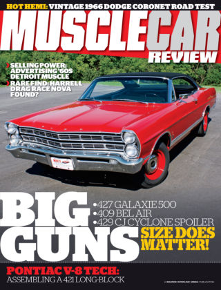 Muscle Car Review June 2014