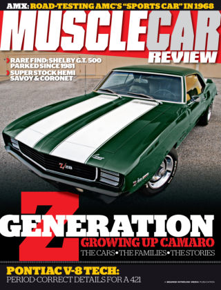 Muscle Car Review July 2014
