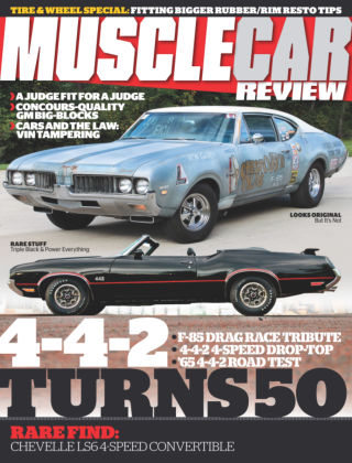 Muscle Car Review October 2014