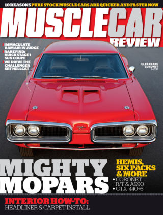 Muscle Car Review December 2014