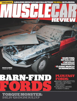 Muscle Car Review January 2015