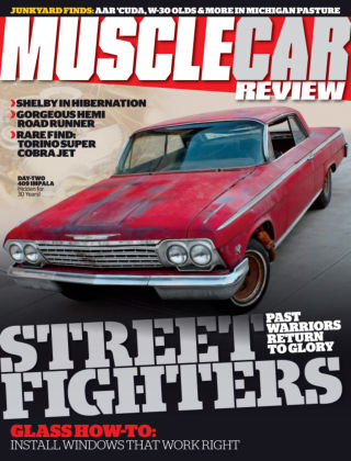 Muscle Car Review February 2015
