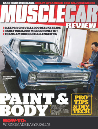 Muscle Car Review April 2015