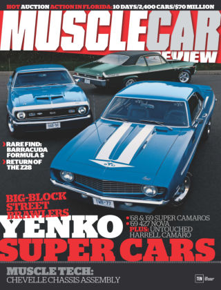 Muscle Car Review May 2015