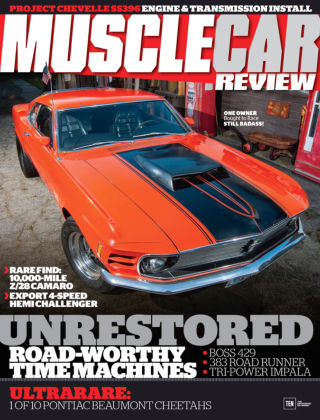 Muscle Car Review July 2015