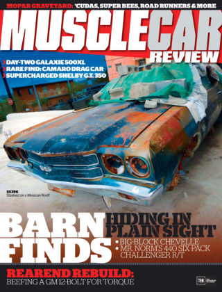 Muscle Car Review August 2015