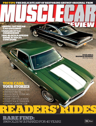 Muscle Car Review September 2015