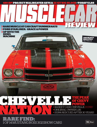 Muscle Car Review October 2015