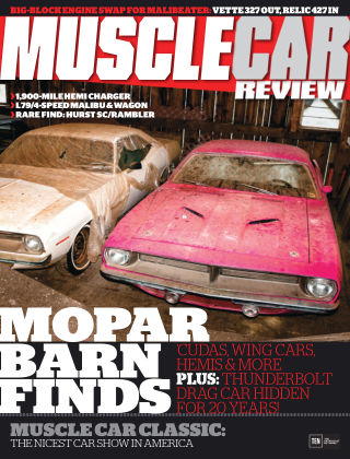 Muscle Car Review December 2015
