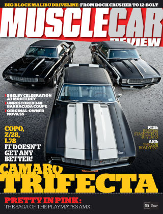 Muscle Car Review Jan 2016