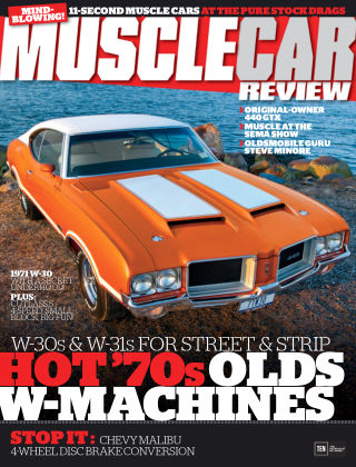 Muscle Car Review Feb 2016