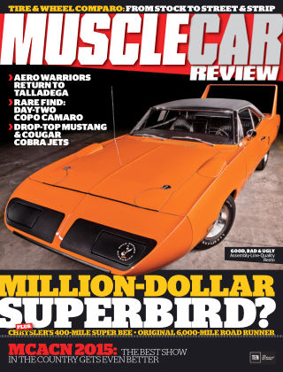 Muscle Car Review Mar 2016