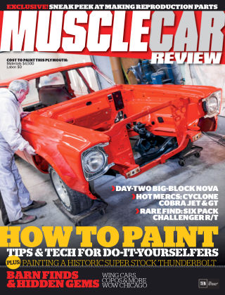 Muscle Car Review Apr 2016