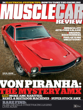Muscle Car Review Jun 2016