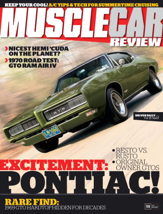 Muscle Car Review Jul 2016
